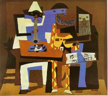 picasso-musicians